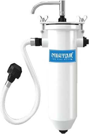 over the counter water filter