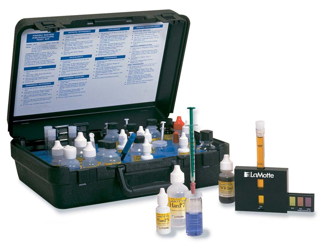 Water Testing Kits and Photometers